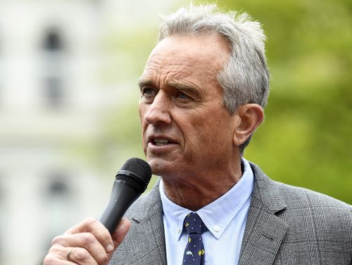 Image for Robert F. Kennedy Jr. has been banned from Instagram