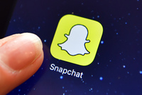 Snapchat to stop promoting Trump after controversial posts