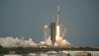 NASA, SpaceX launch astronauts from US soil for the first time in a decade