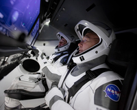 SpaceX-NASA launch: What to know ahead of today's scheduled flight