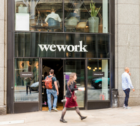 Embattled WeWork revamps its C-Suite for turnaround effort