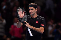 Federer thinks return of tennis is a 'long way off'