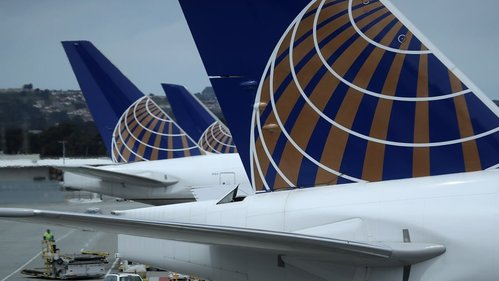 United flight diverted to free passenger trapped in bathroom