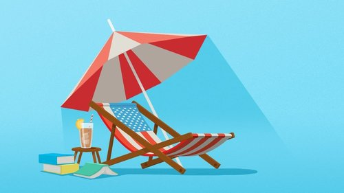 Image for A record 768 million US vacation days went to waste last year, a study says