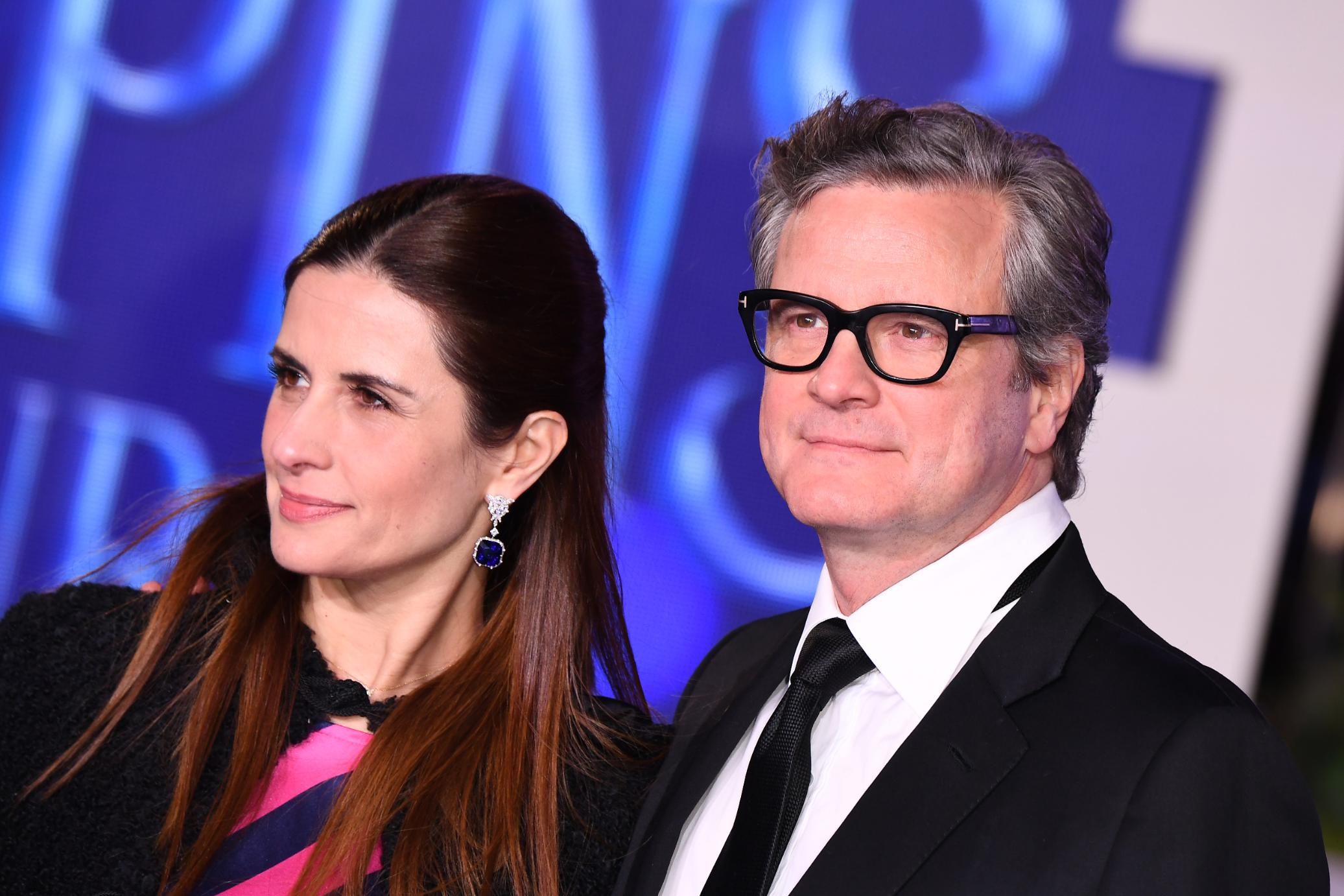 Colin Firth and his wife announce their separation