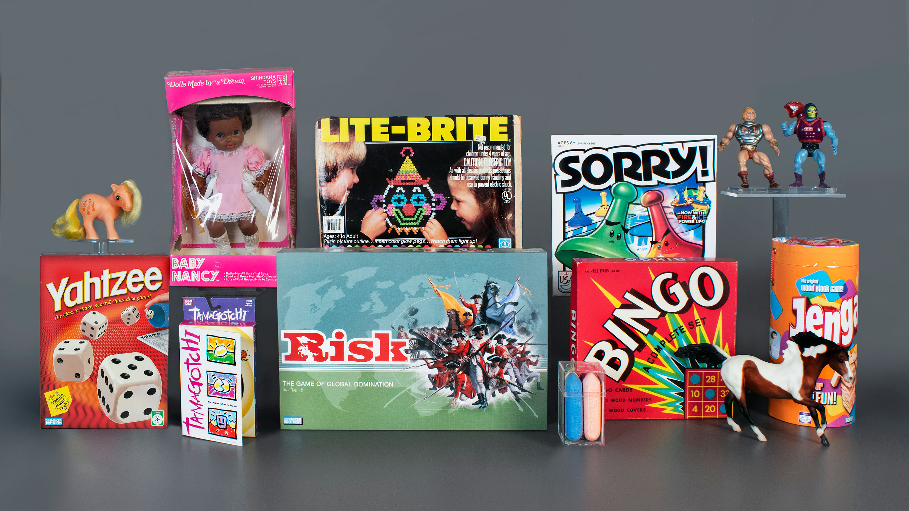 12 toy finalists announced for National Toy Hall of Fame