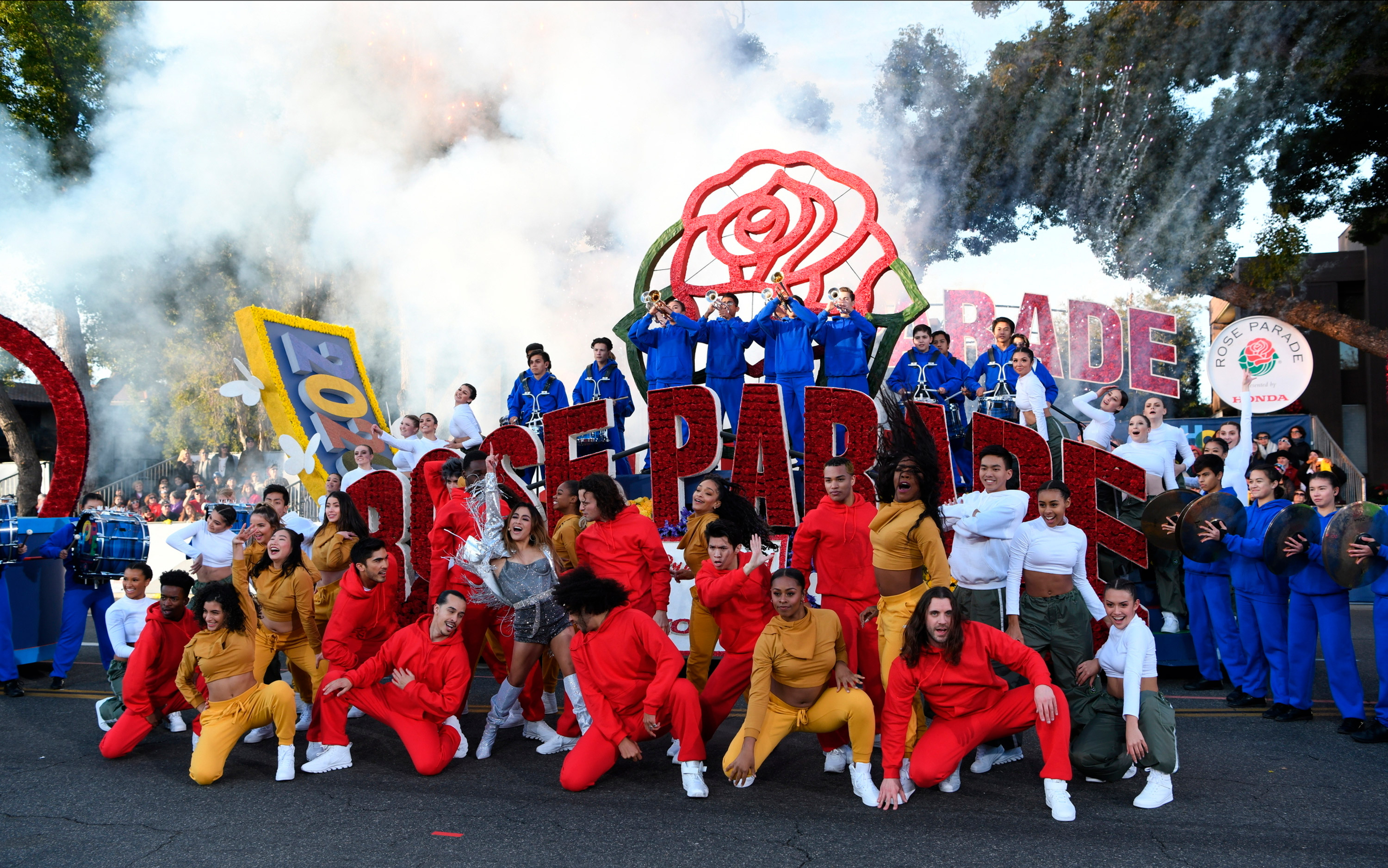 Rose Parade canceled for first time since World War II
