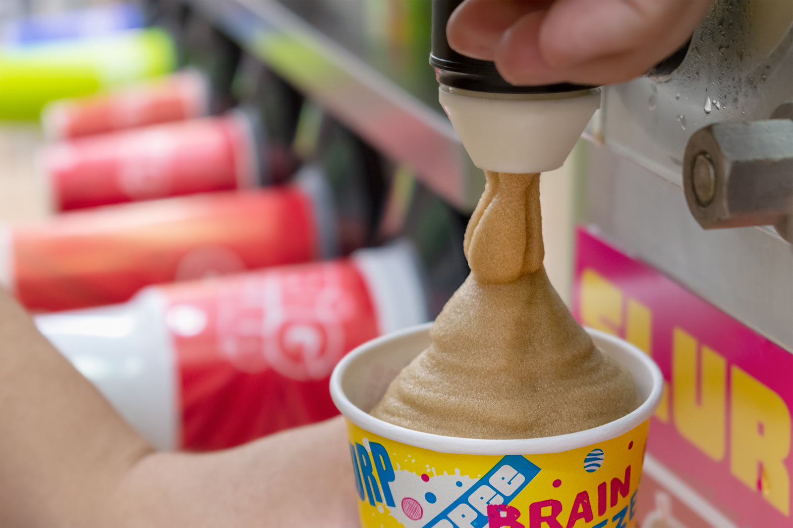7-Eleven Day is canceled again. But you can still get a free Slurpee this July