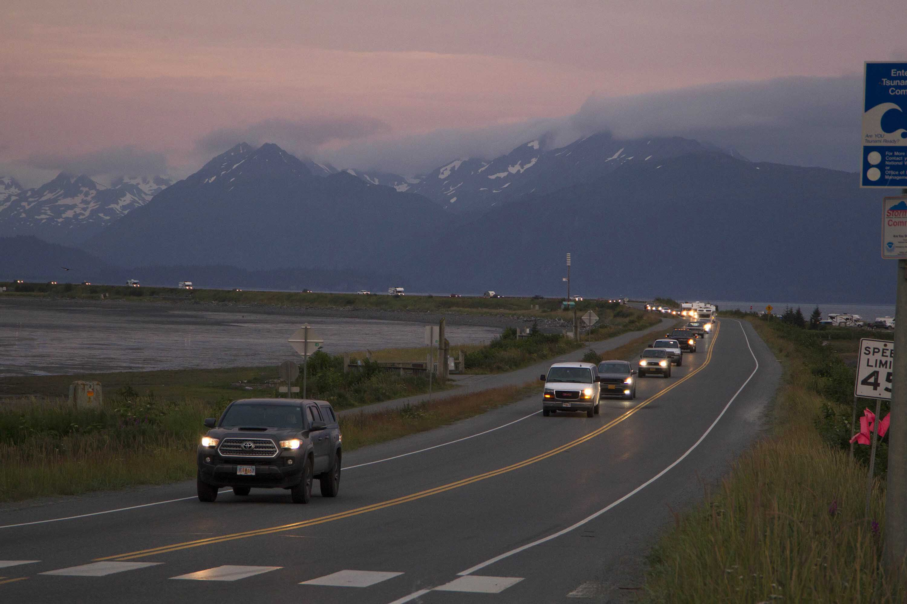 Alaskan coast 8.2 magnitude earthquake was the strongest one in decades, official says