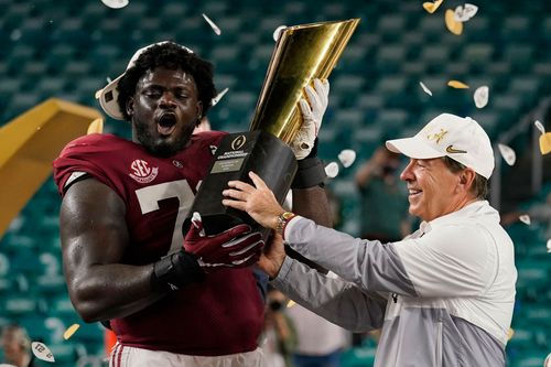 Image for Alabama Crushes Ohio State to Win 6th National Title in the Nick Saban Era