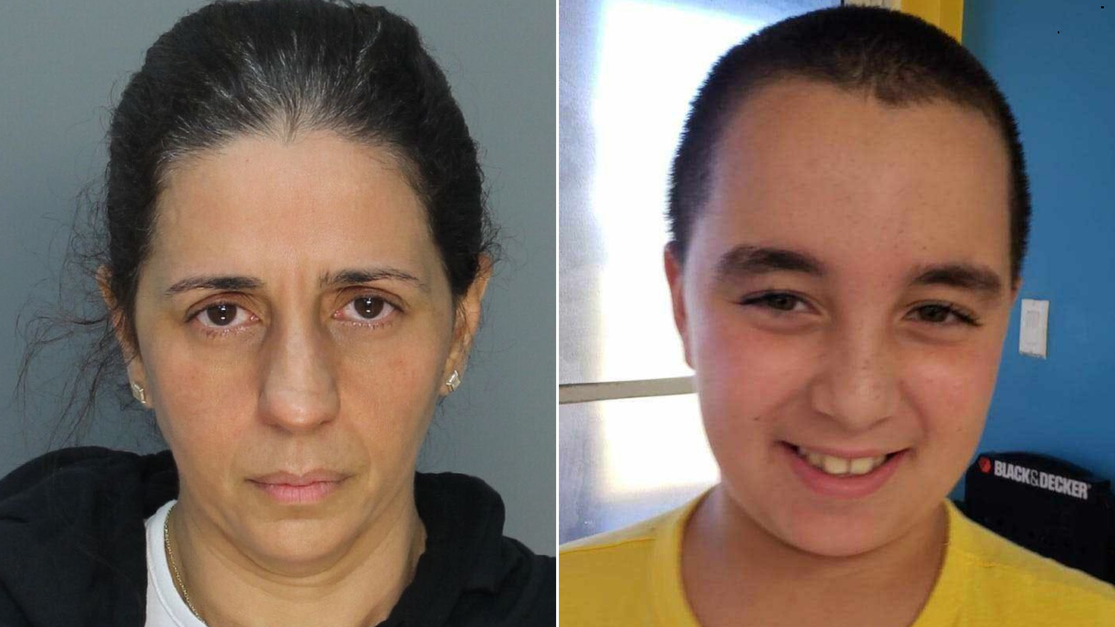 Woman who confessed to killing her 9-year-old son pushed him into a canal in Florida, affidavit says