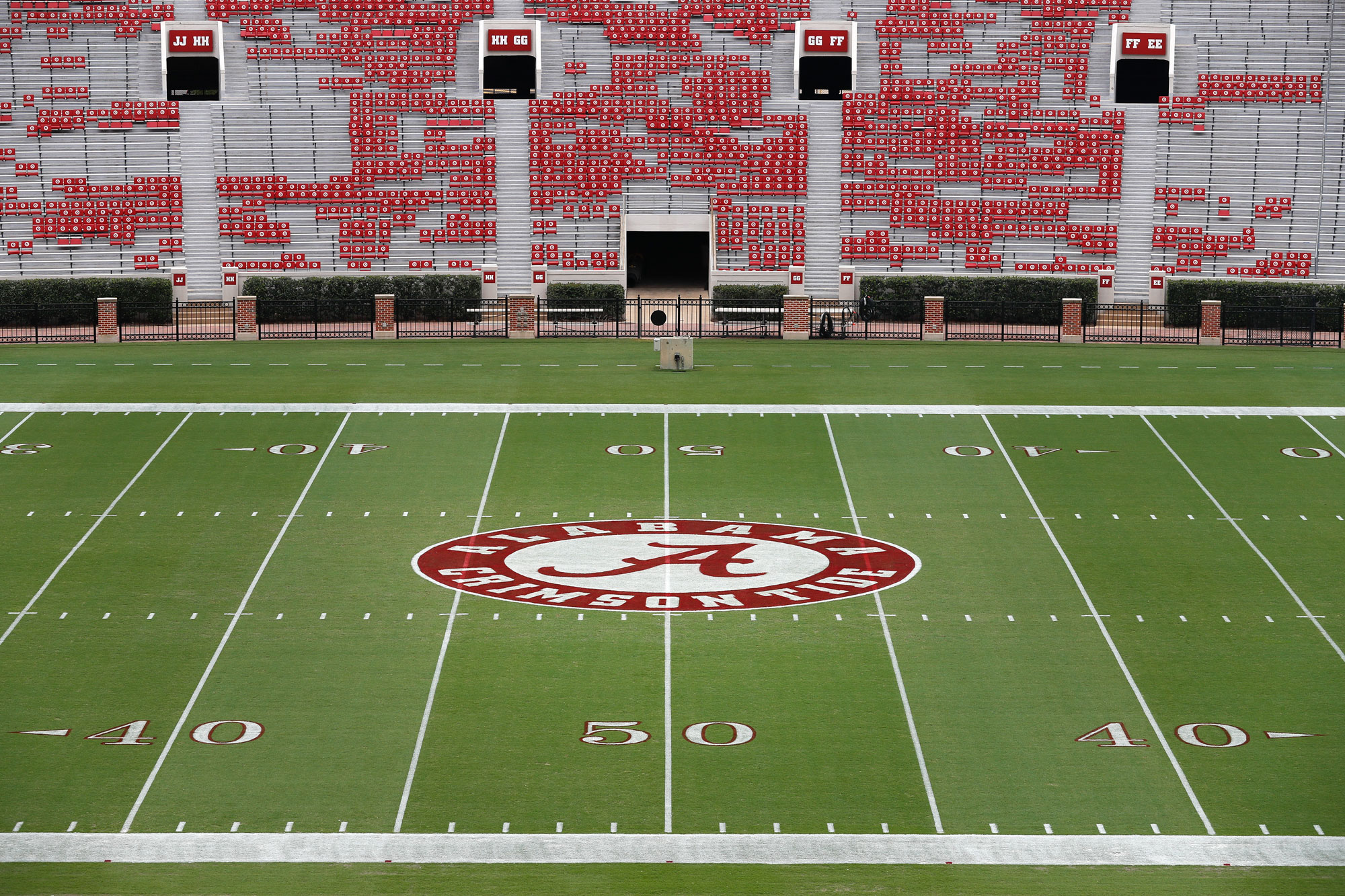 Several University of Alabama football players test positive for Covid-19, reports say