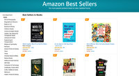 Amazon's best sellers list is dominated almost entirely by books on race right now