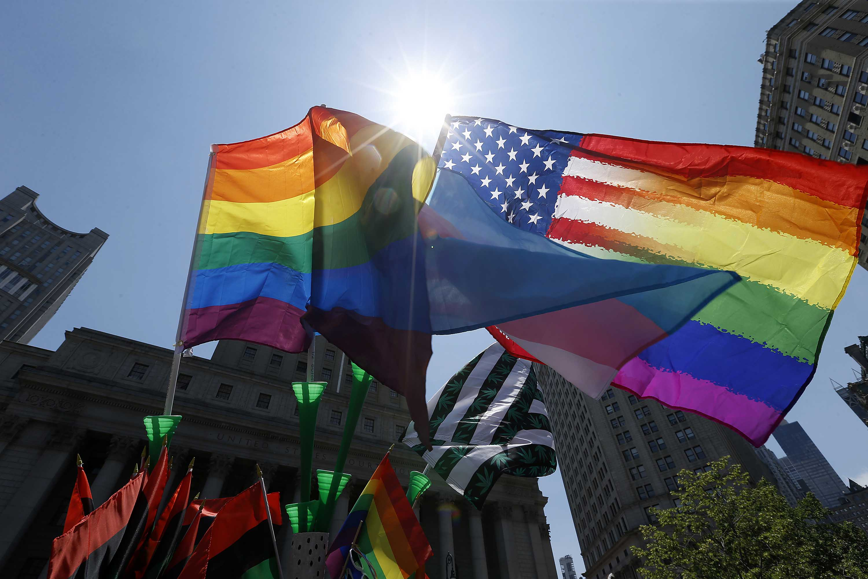 More Americans are identifying as LGBTQ than ever before, poll finds