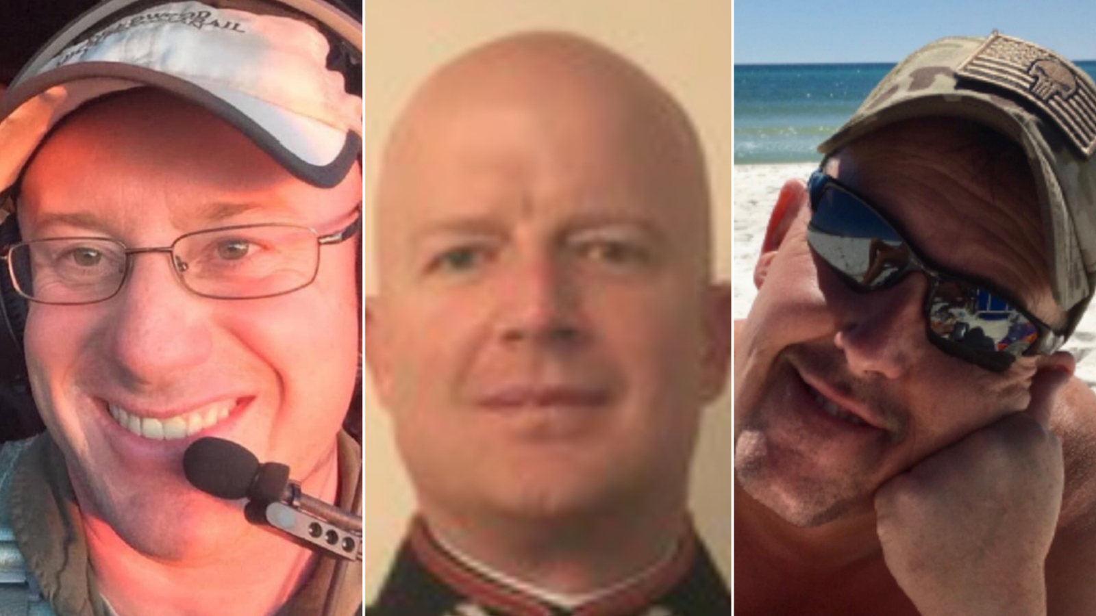 3 American firefighters killed in Australia plane crash identified