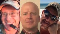 3 American firefighters killed in Australia plane crash identified