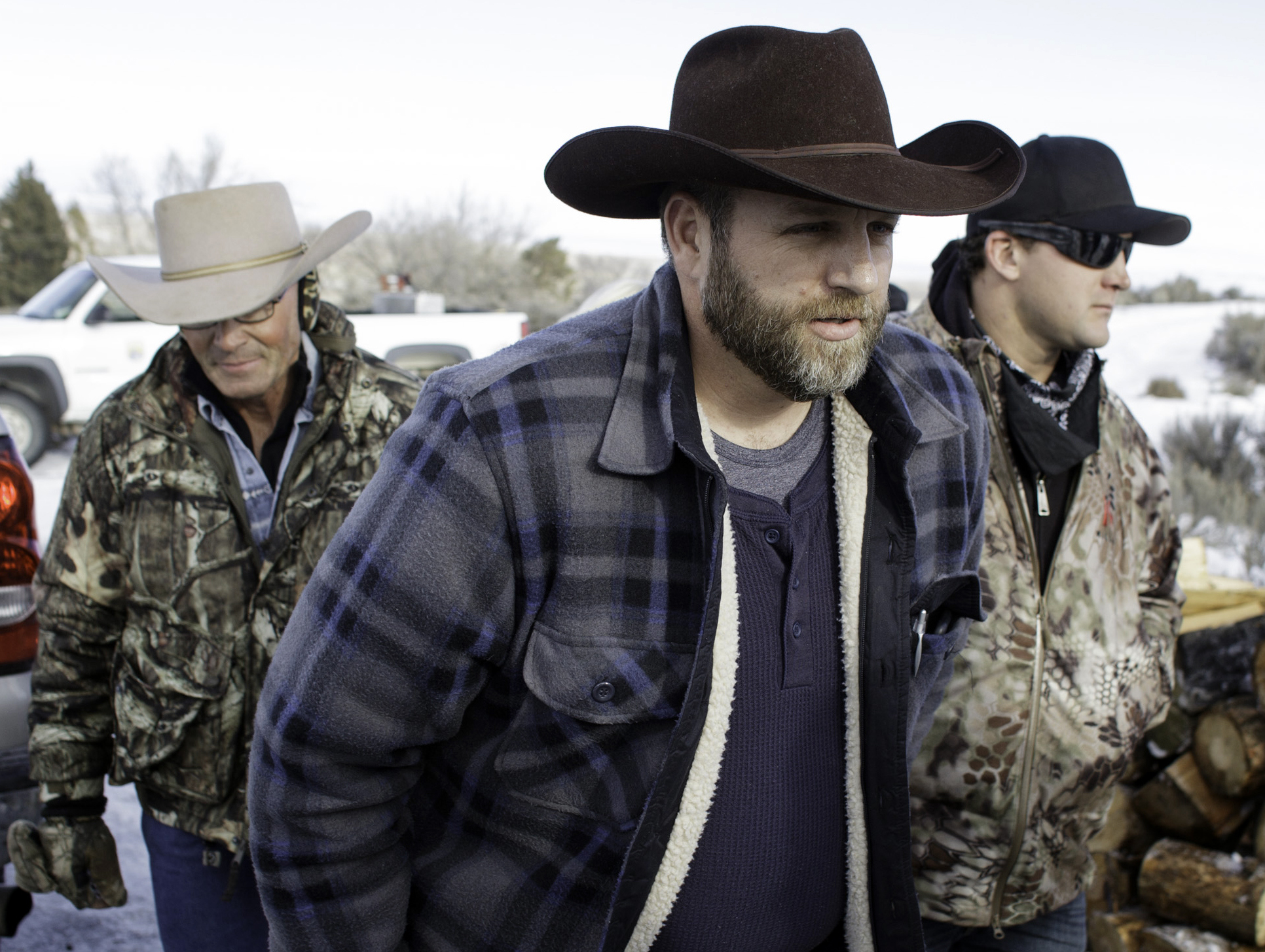 Ammon Bundy vows to defy stay-at-home orders for Easter gathering