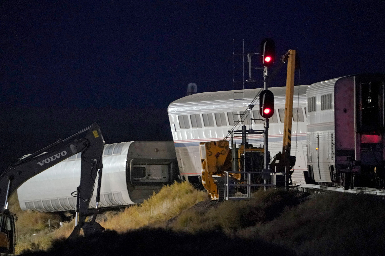 7 passengers injured in Amtrak train crash that killed 3 sue train companies