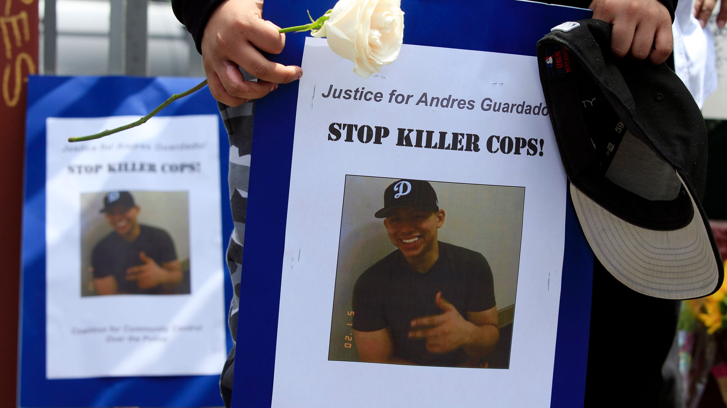 Independent autopsy reveals Andres Guardado was shot five times in the back