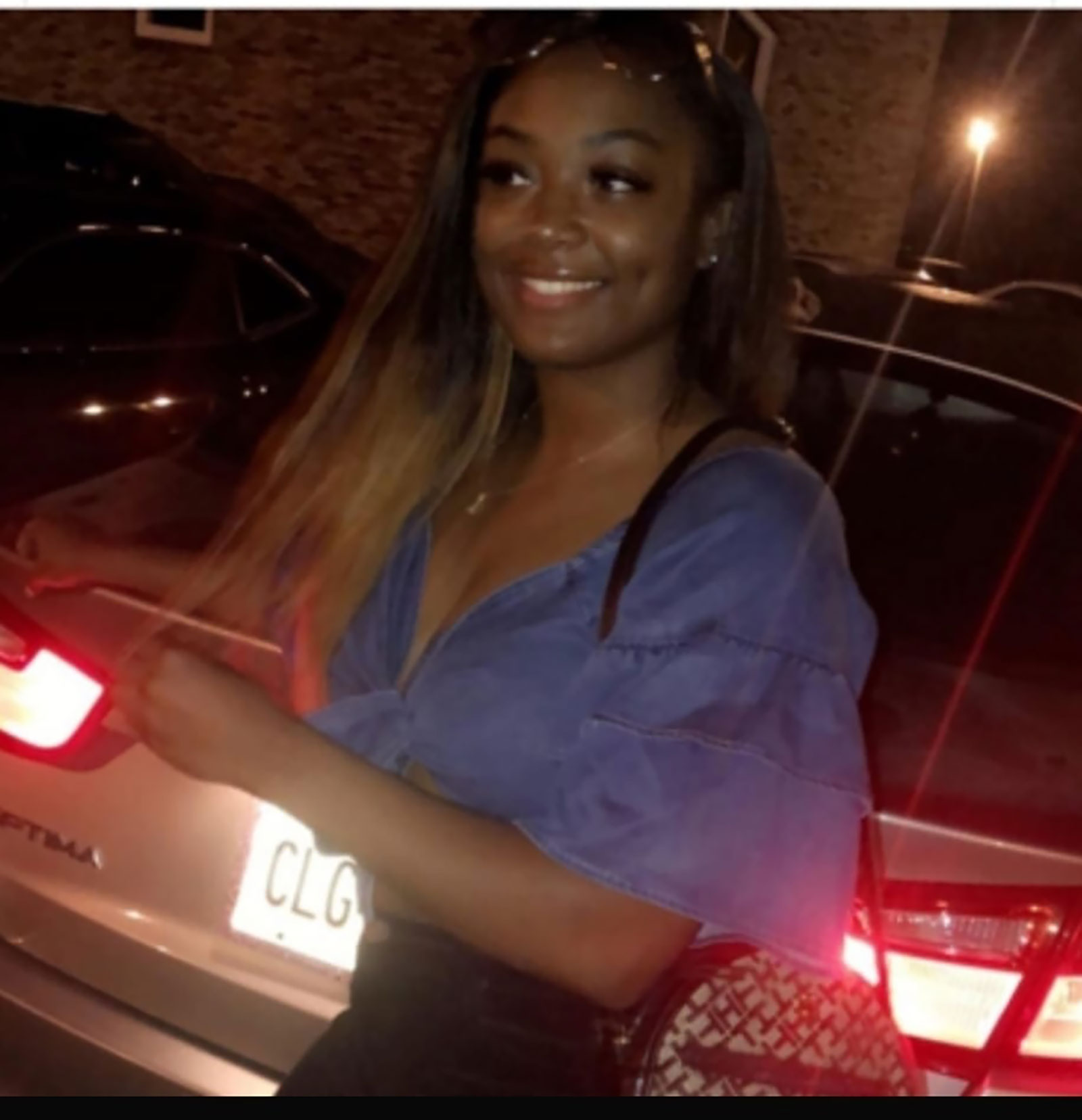 A Georgia college student has been missing since Valentine's Day