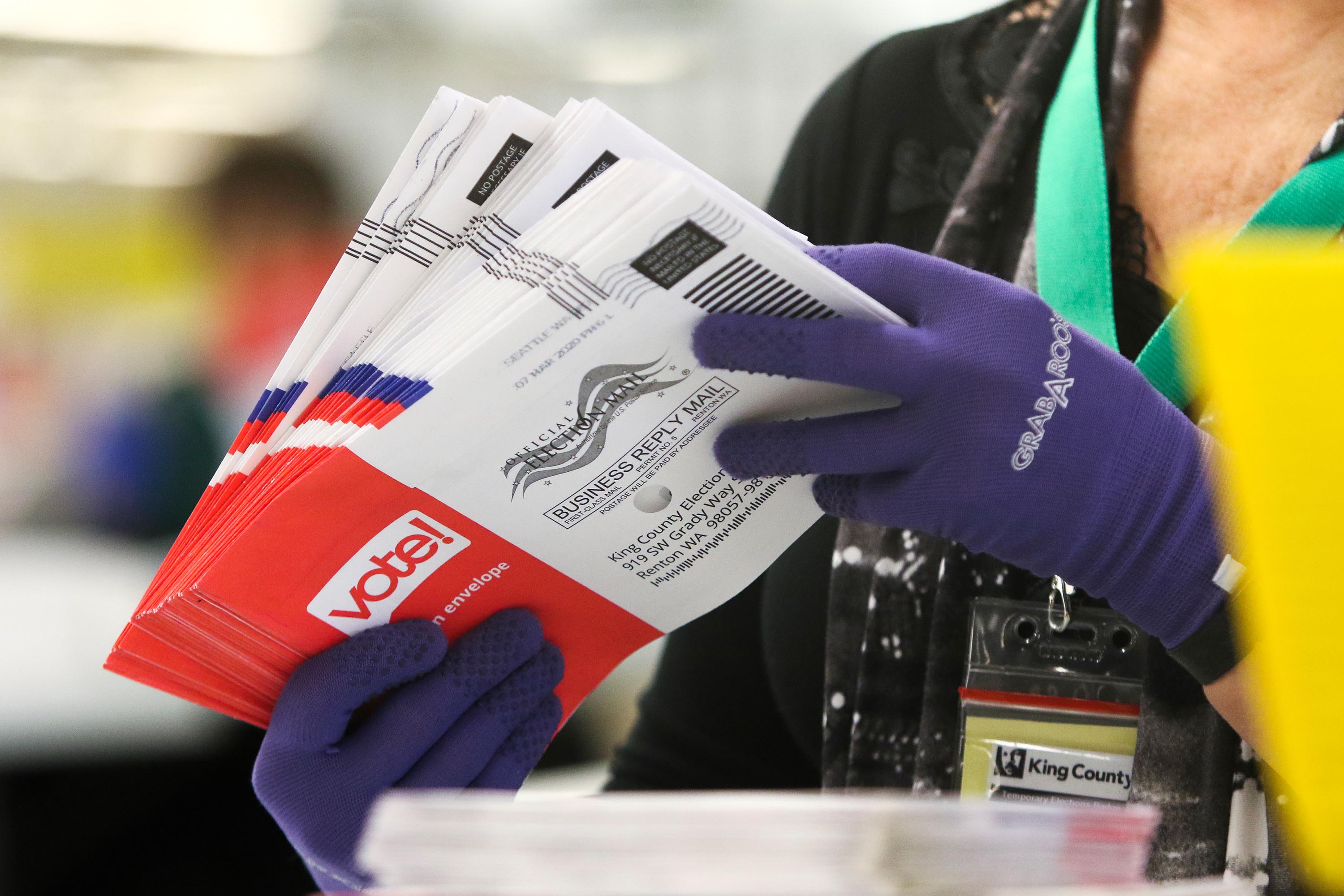 Appeals court blocks order that would have expanded vote-by-mail amid pandemic in Texas