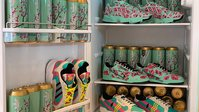 AriZona Iced Tea and Adidas offered super exclusive shoes for 99 cents, and the police had to shut them down