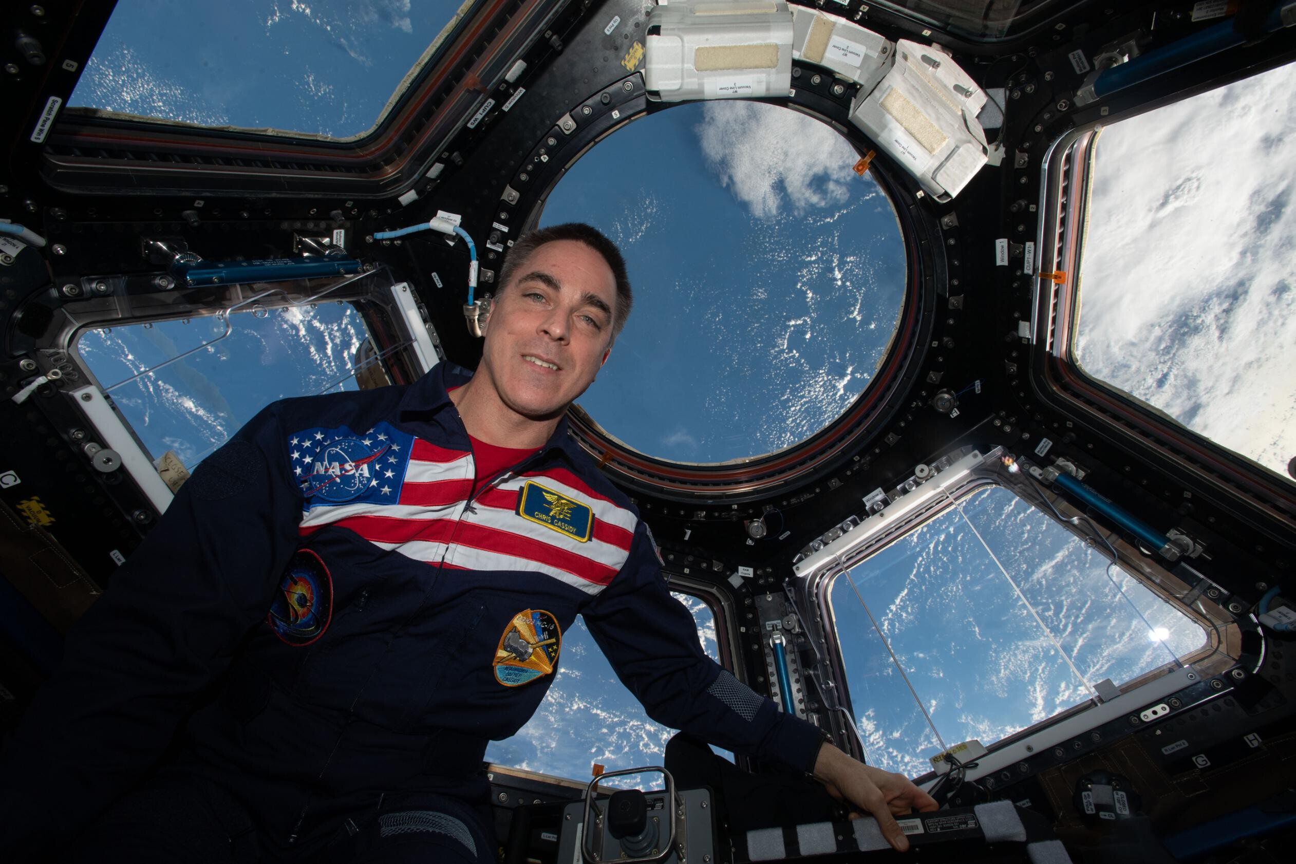 How a NASA astronaut fulfilled this 9/11 victim's space dream