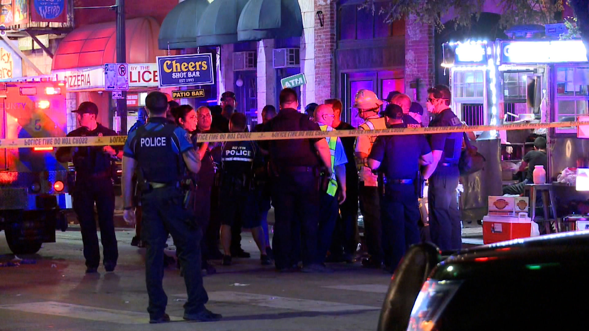 One arrest made in Austin, Texas, mass shooting that injured 14 people