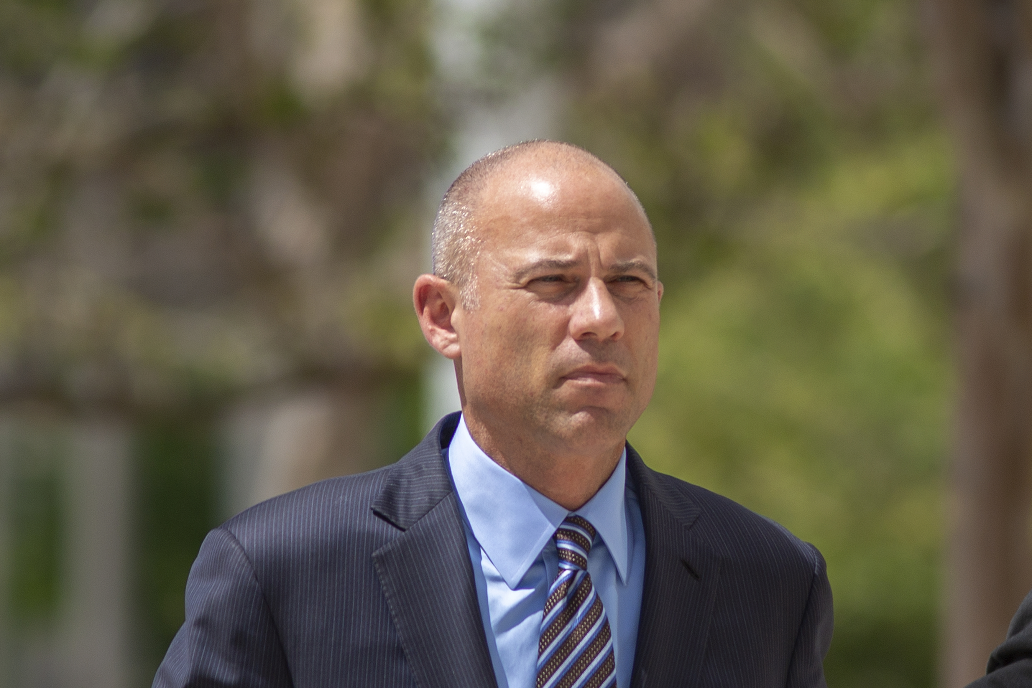 Michael Avenatti heads to trial for allegedly trying to extort millions of dollars from Nike