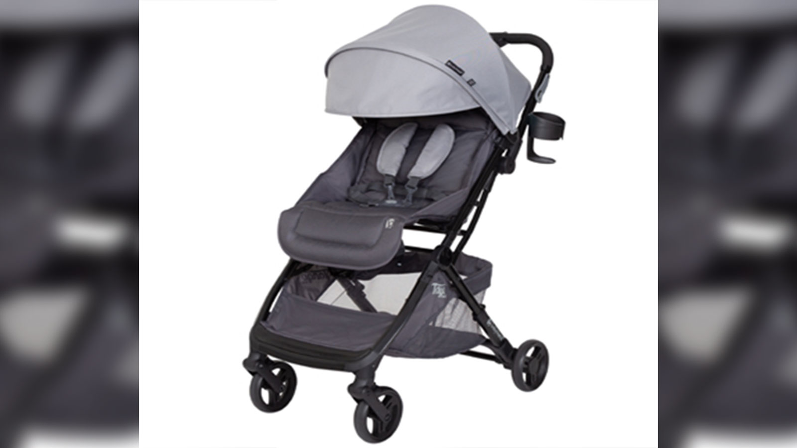 A baby stroller sold at Target and Amazon was recalled because of a possible fall hazard