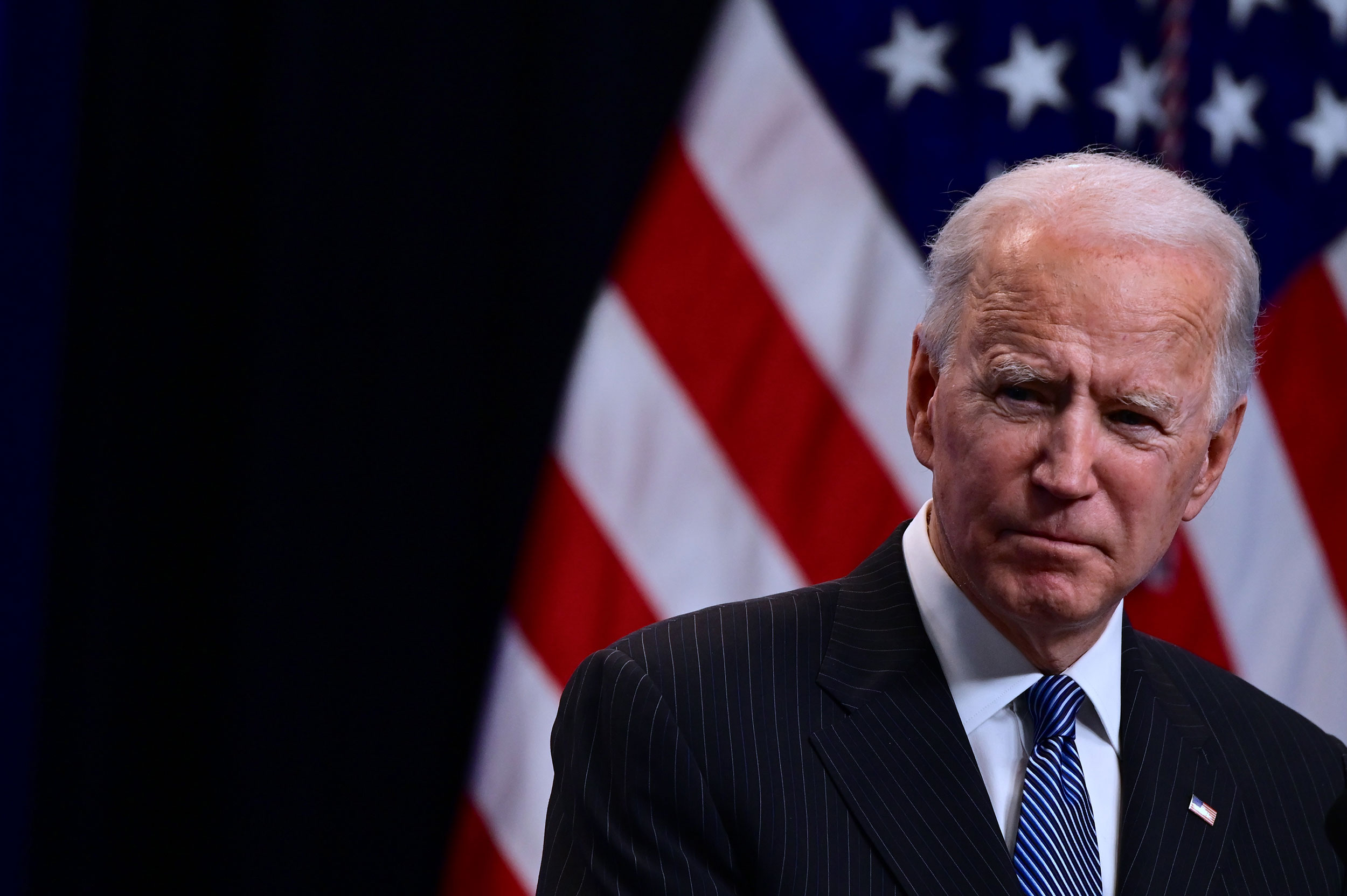 Biden continues push to put racial equity at the forefront