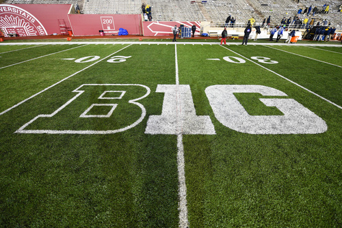 Image for The Big Ten and Pac-12 conferences won't play football this fall