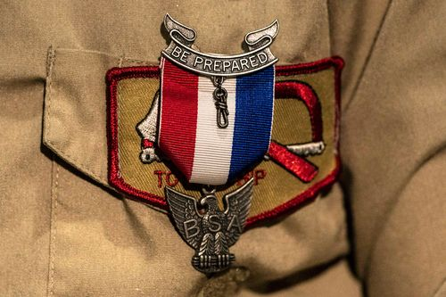 Image for An Indiana Teen is One of the First Black Female Eagle Scouts