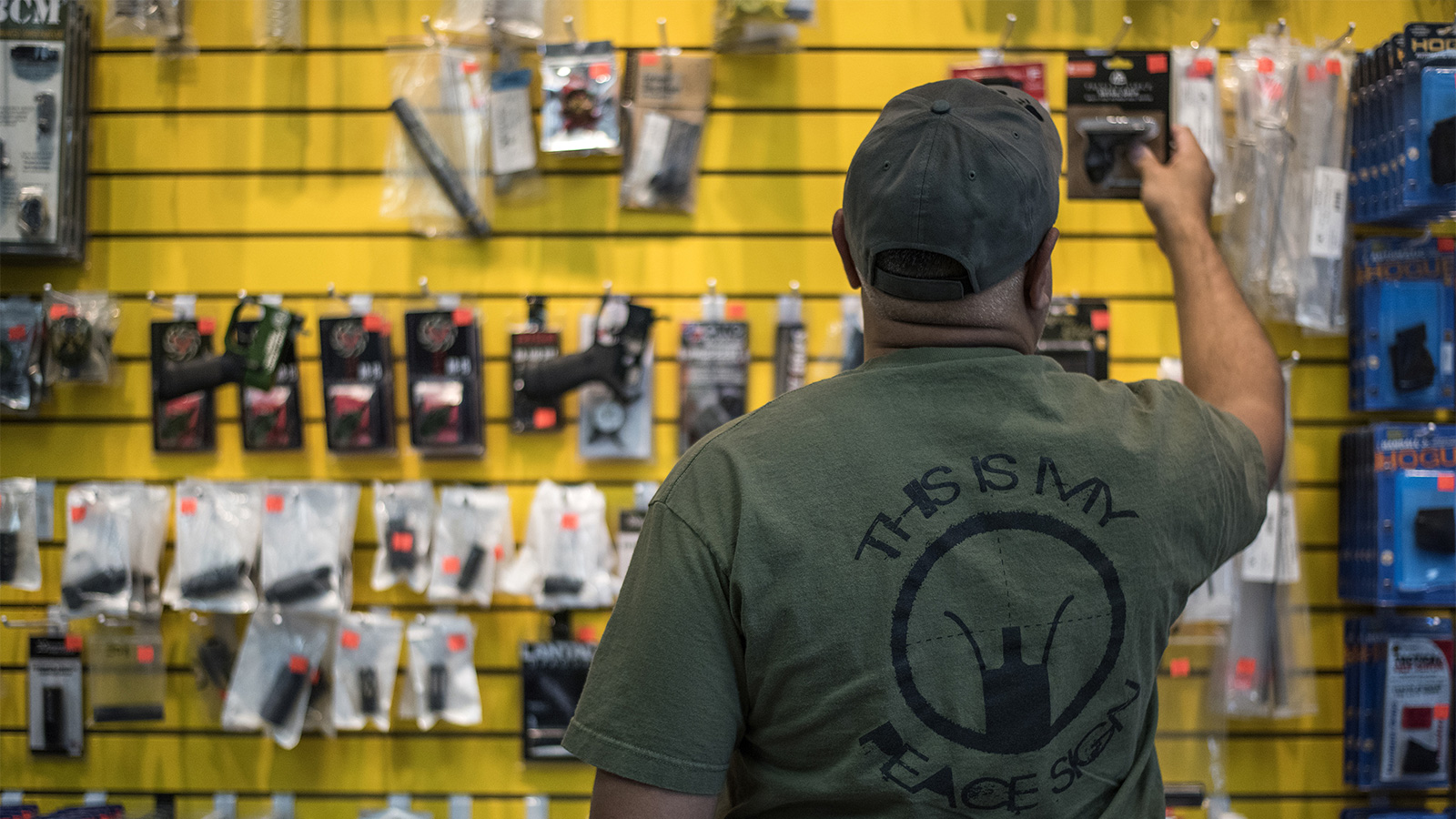 Gun sales rise among Black people as they look for firearm training and education