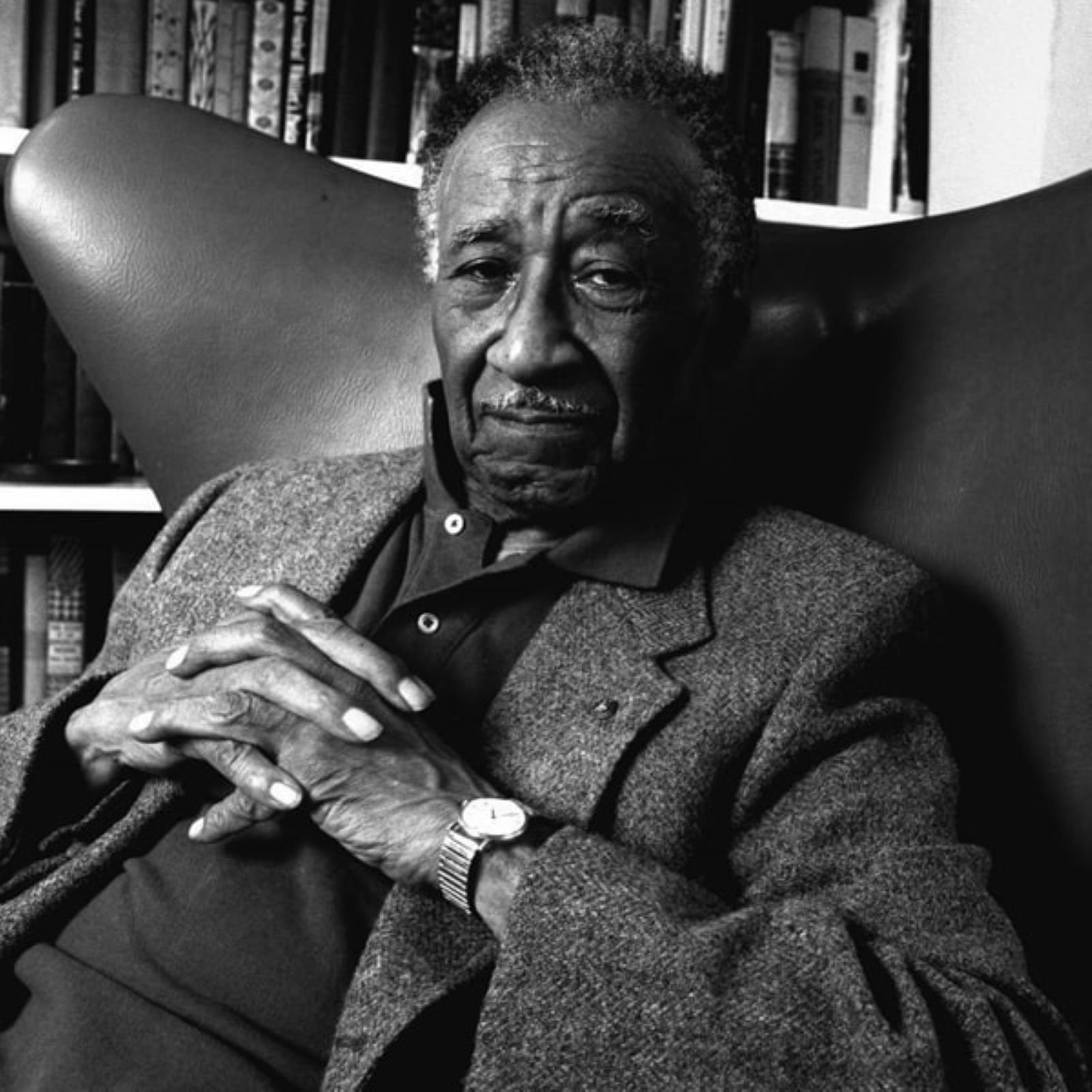 Black History Month: Albert Murray