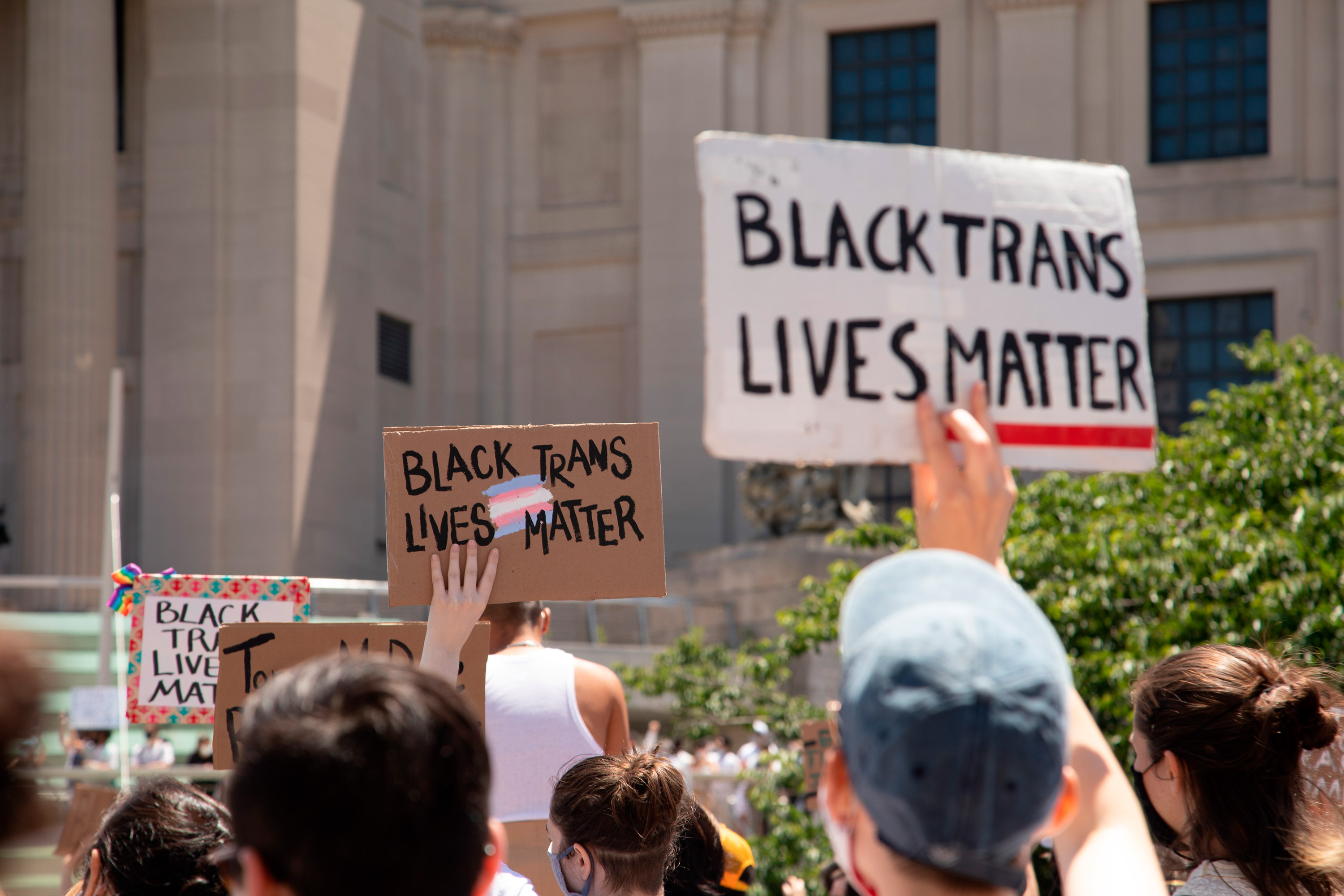 Deadly attacks on Black trans women are going up. This grieving mom is fighting back