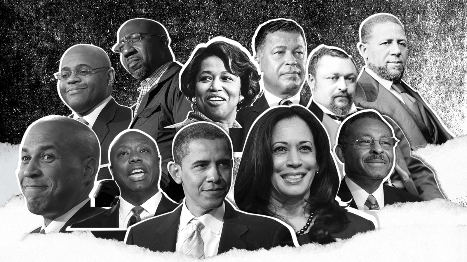 In the nearly 232-year history of the US Senate there have only been 11 Black senators