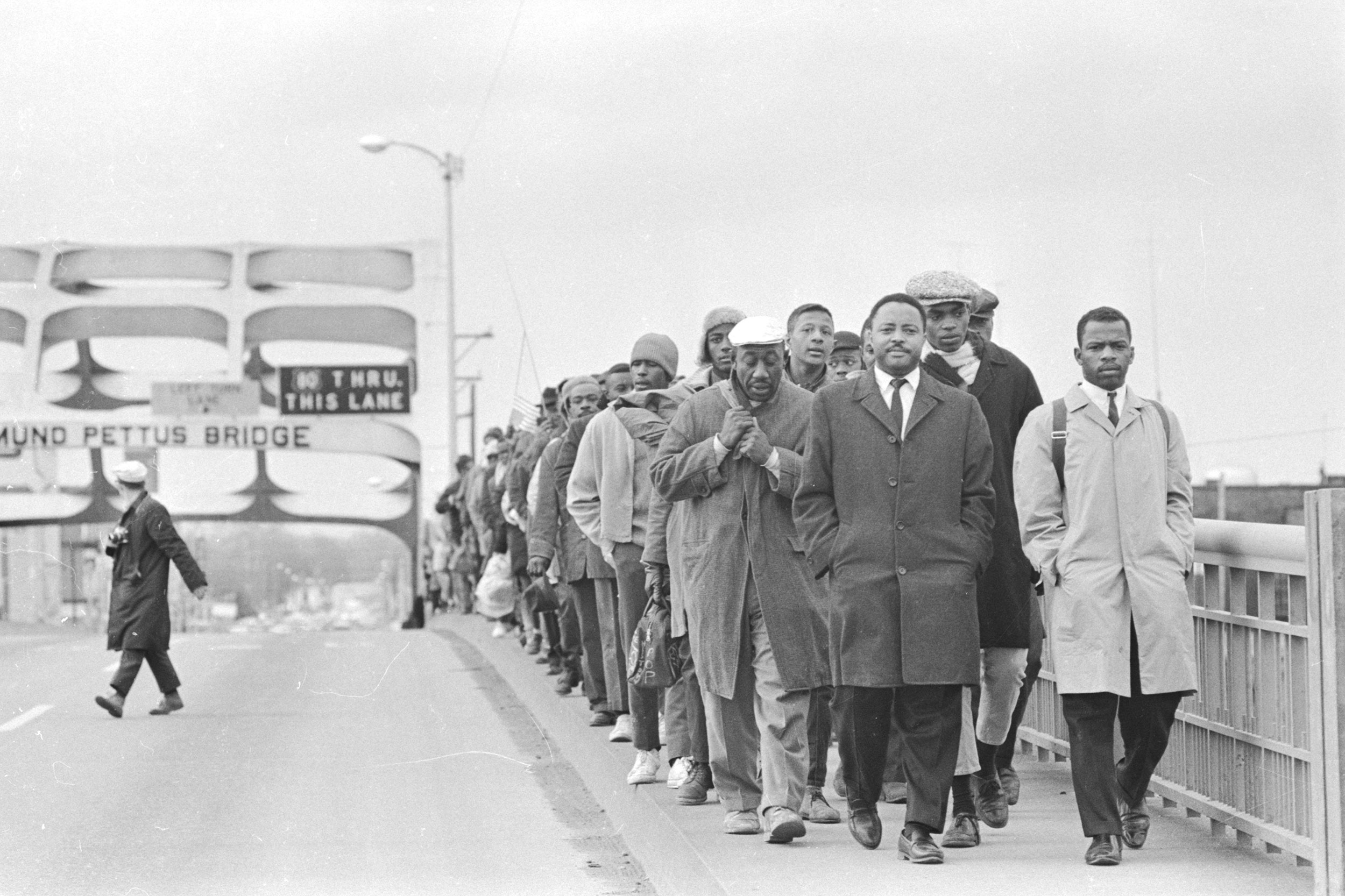 Hundreds risked everything in Selma 56 years ago today. This group is trying to identify them