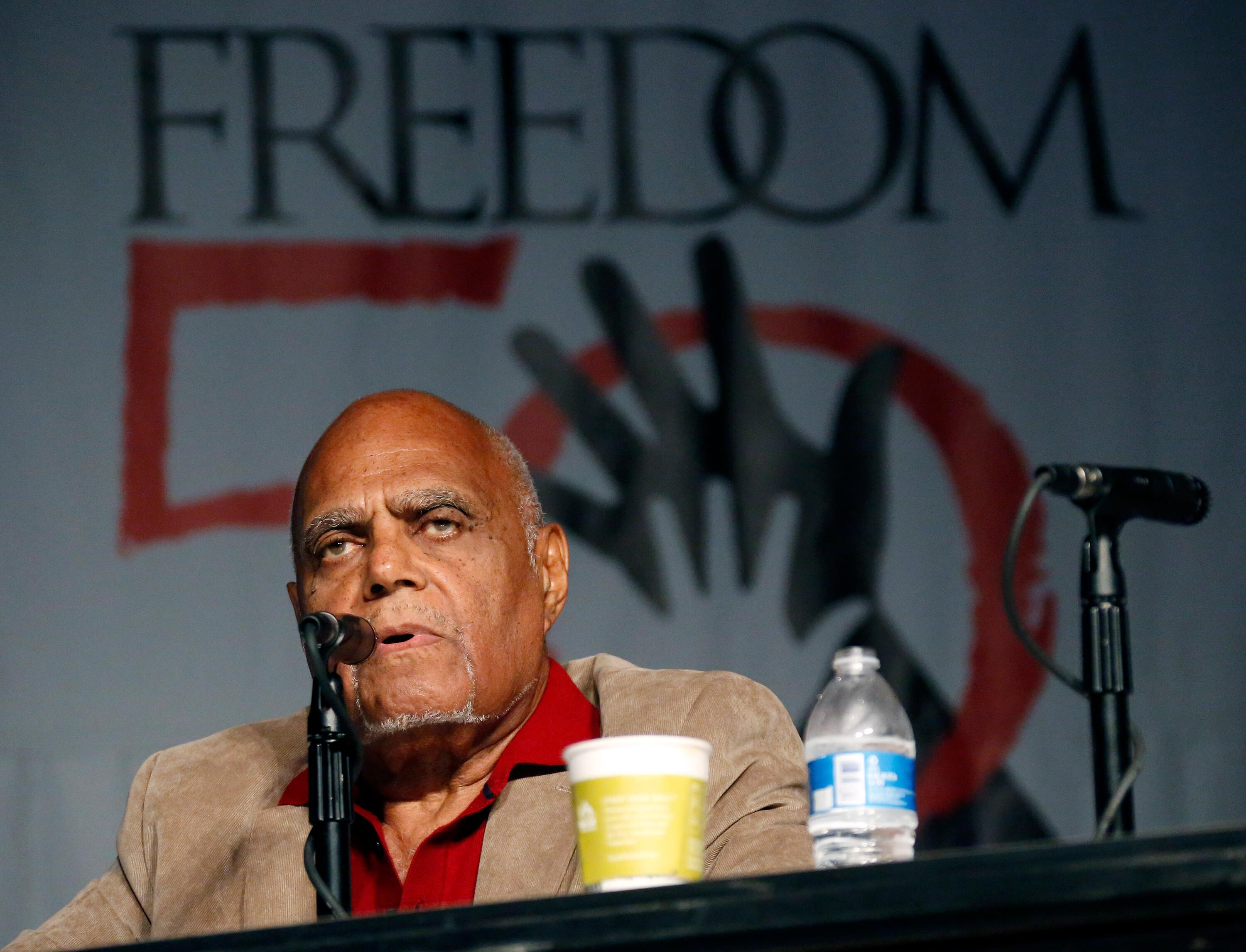 Bob Moses's heroic fight for voting rights should inspire today's movement, civil rights leaders say