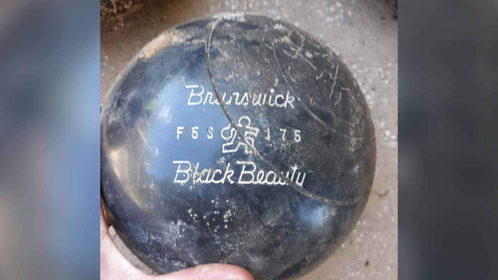 Home renovation leads to the discovery of over 150 bowling balls under a family's porch