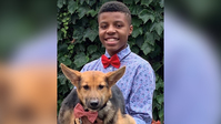 This teen makes adorable bow ties to help get shelter dogs and cats adopted