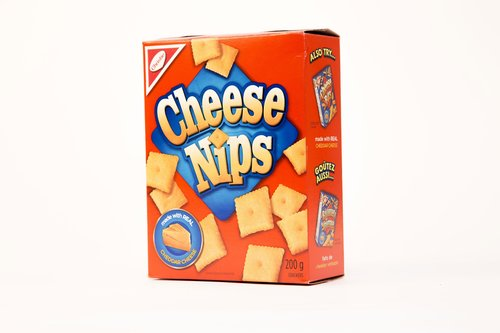 Image for Some boxes of Cheese Nips are being recalled