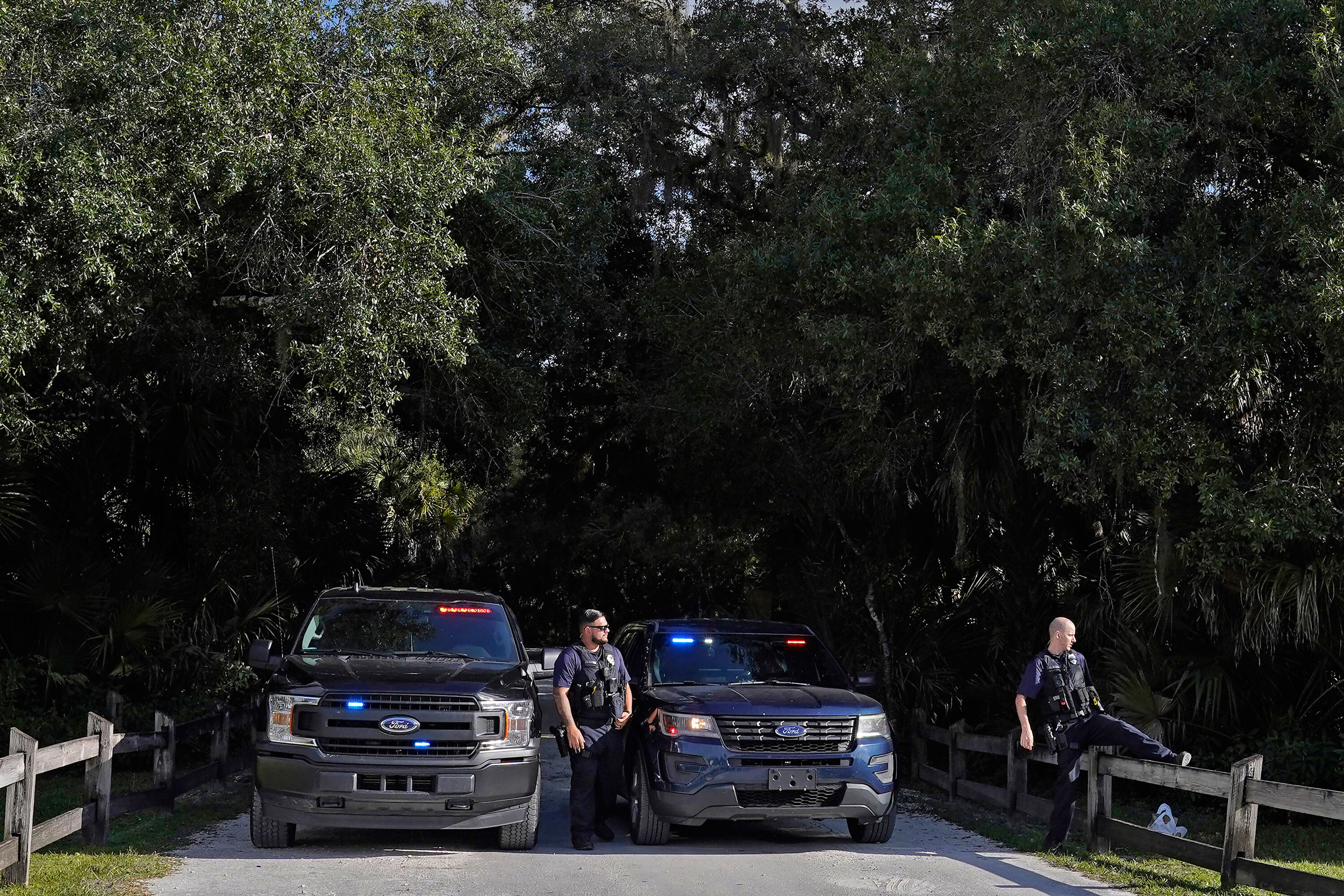 Strong probability that suspected remains found in a Florida park are Brian Laundrie's, family attorney says