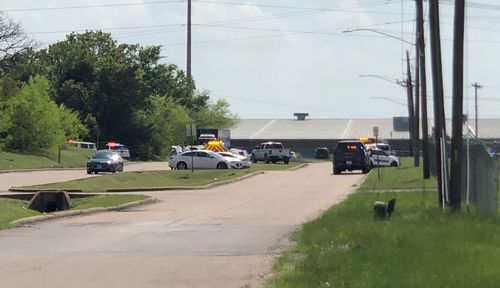 Image for At Least 1 Person Killed and 5 Wounded after a Shooting at a Texas Office Park
