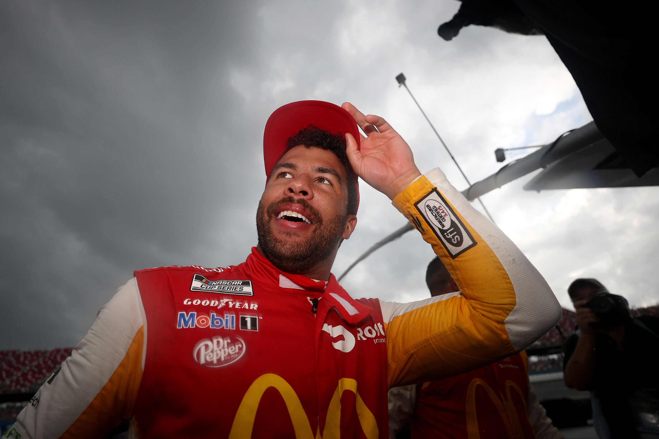 Bubba Wallace becomes 1st Black driver to win NASCAR Cup Series since 1963