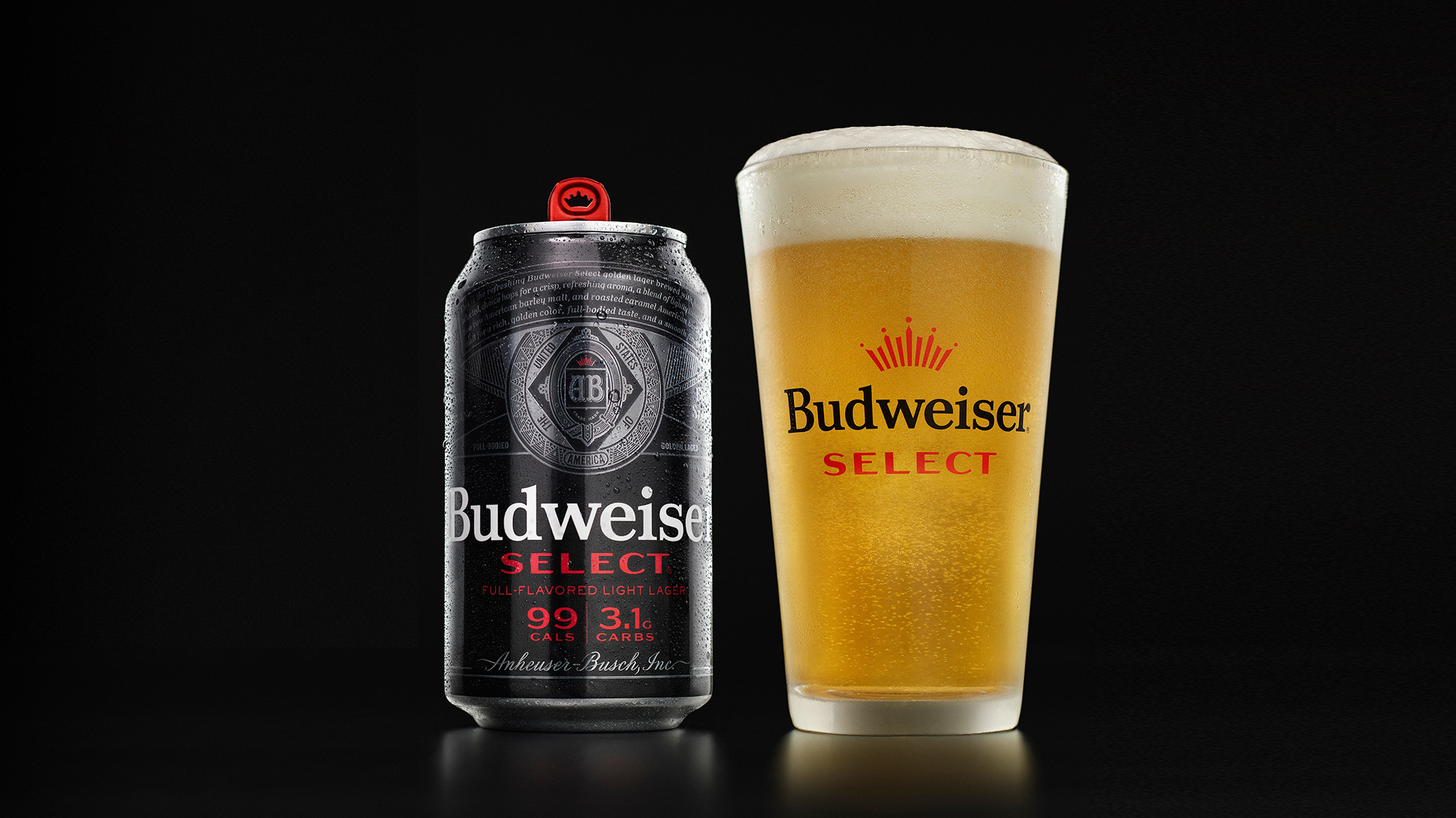Budweiser Select is making a comeback as light beer sales surge