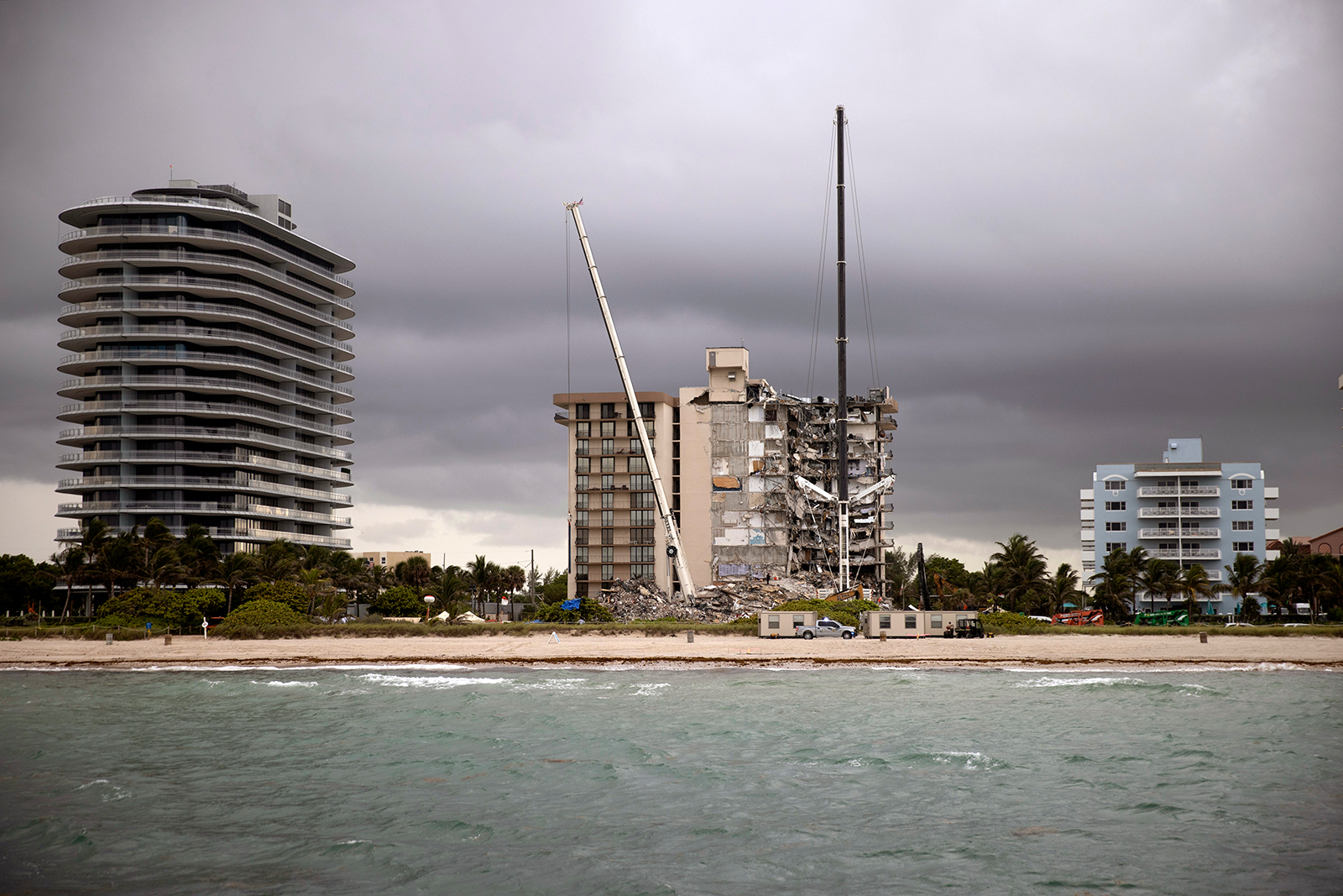 'This is a moment like Katrina and like Andrew': Surfside condo collapse raises questions beyond South Florida