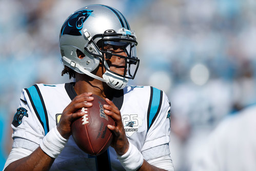 Image for Former NFL MVP Cam Newton has signed with the New England Patriots