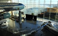 Wildfire caused $500,000 in damage at Reagan Presidential Library