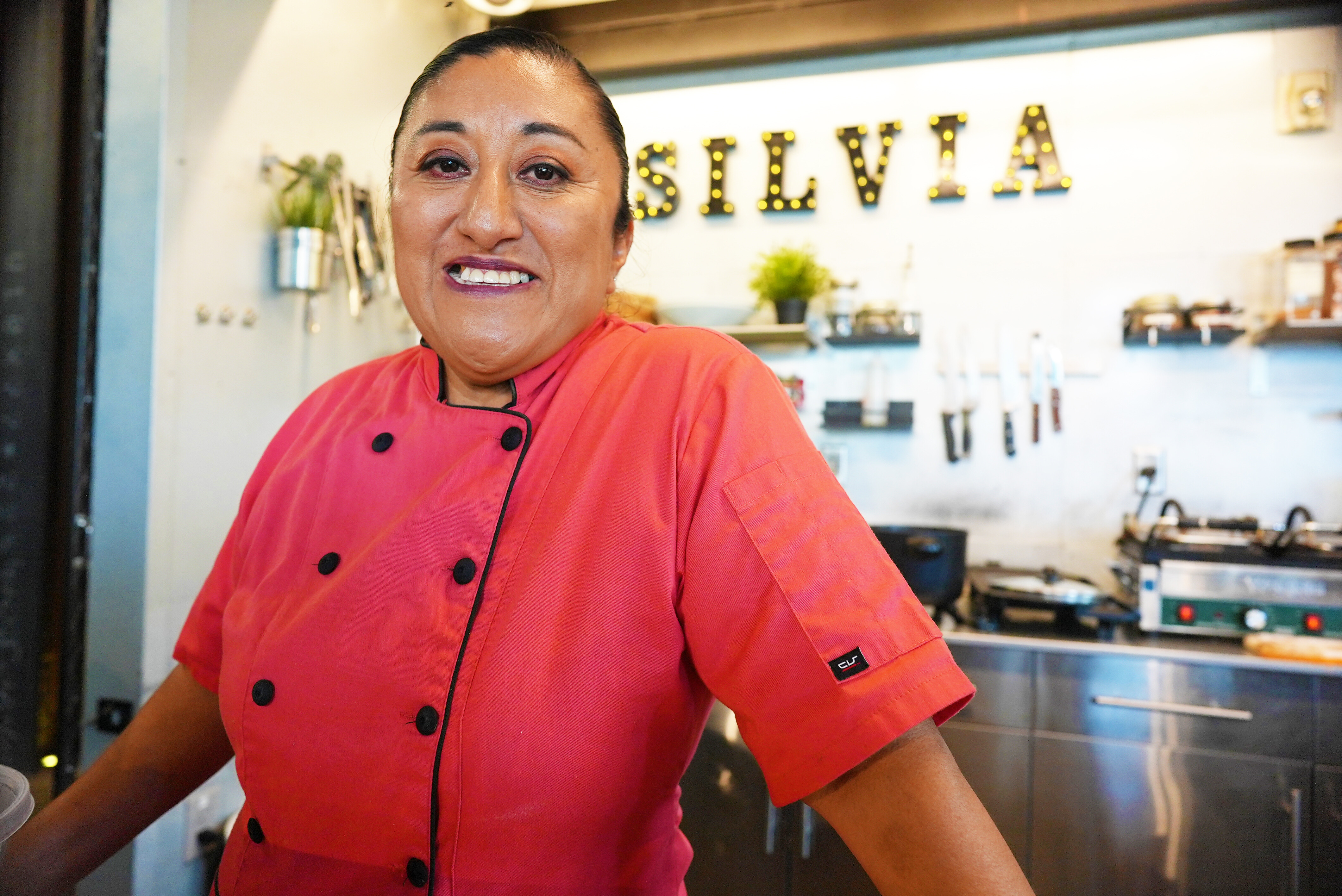 The pandemic has hit the restaurant business hard. That's creating an opportunity for some immigrant women in Denver